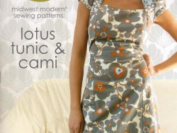 Lotus Tunic and Cami