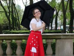 Obligatory Umbrella Shot