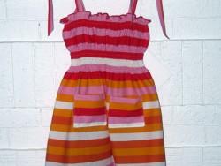 Smocked Sun Dress