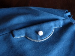 Pocket with Button