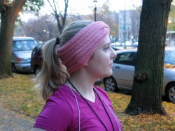 Turban Headband_Side View