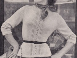 Lace Jumper Image