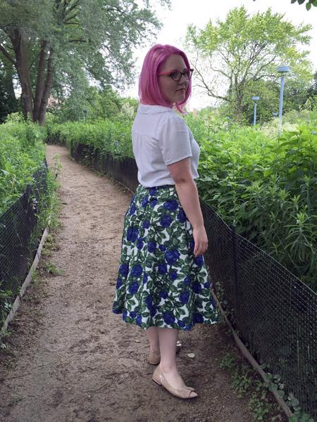 Floral Hollyburn