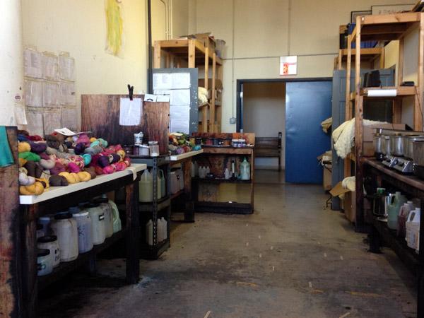 Lorna's Laces Studio