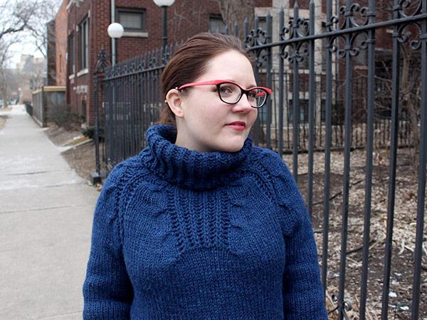 Riptide Sweater