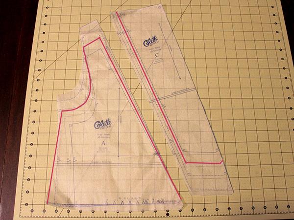 Wren Pattern Front