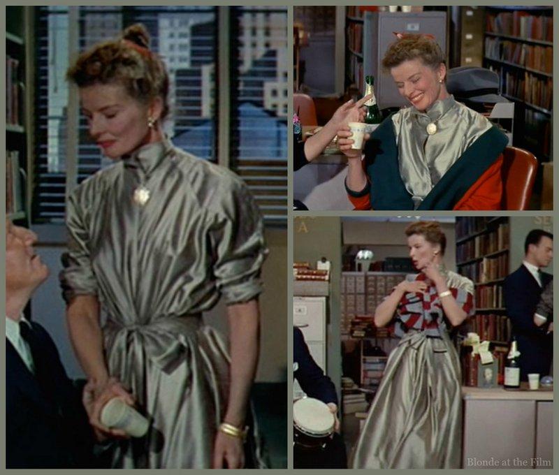 Katharine Hepburn in Spadea