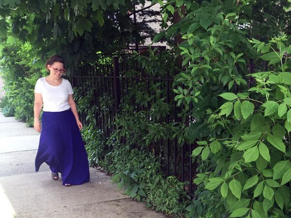Gabriola Skirt