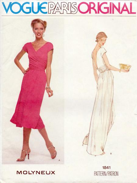Molyneux Dress